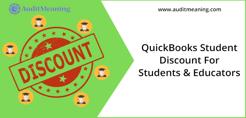 QuickBooks Student Discount For Students & Educators