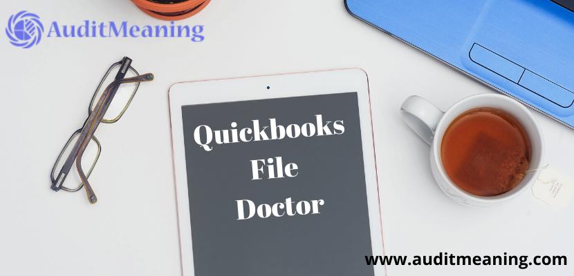 Quickbooks File Doctor: Fix Company File & Network Issue