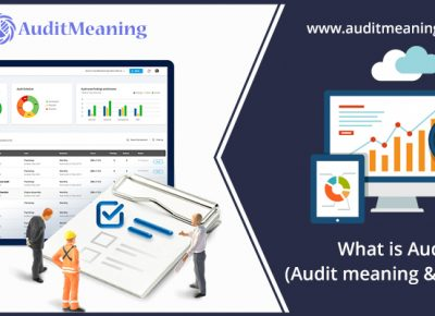 What is Auditing(Audit meaning & Defination)